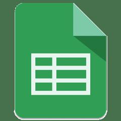 logo-Google-Sheets